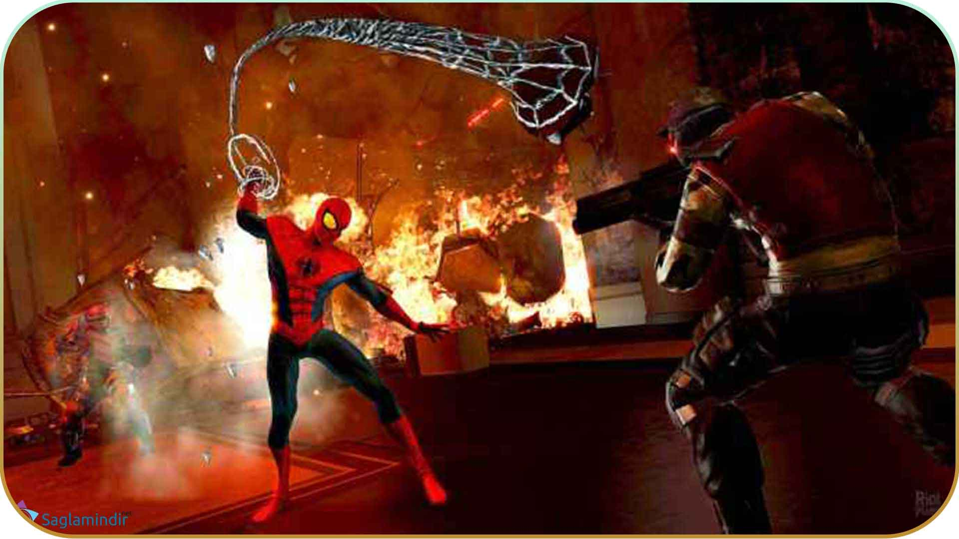 Spider Man Edge Of Time torrent indir