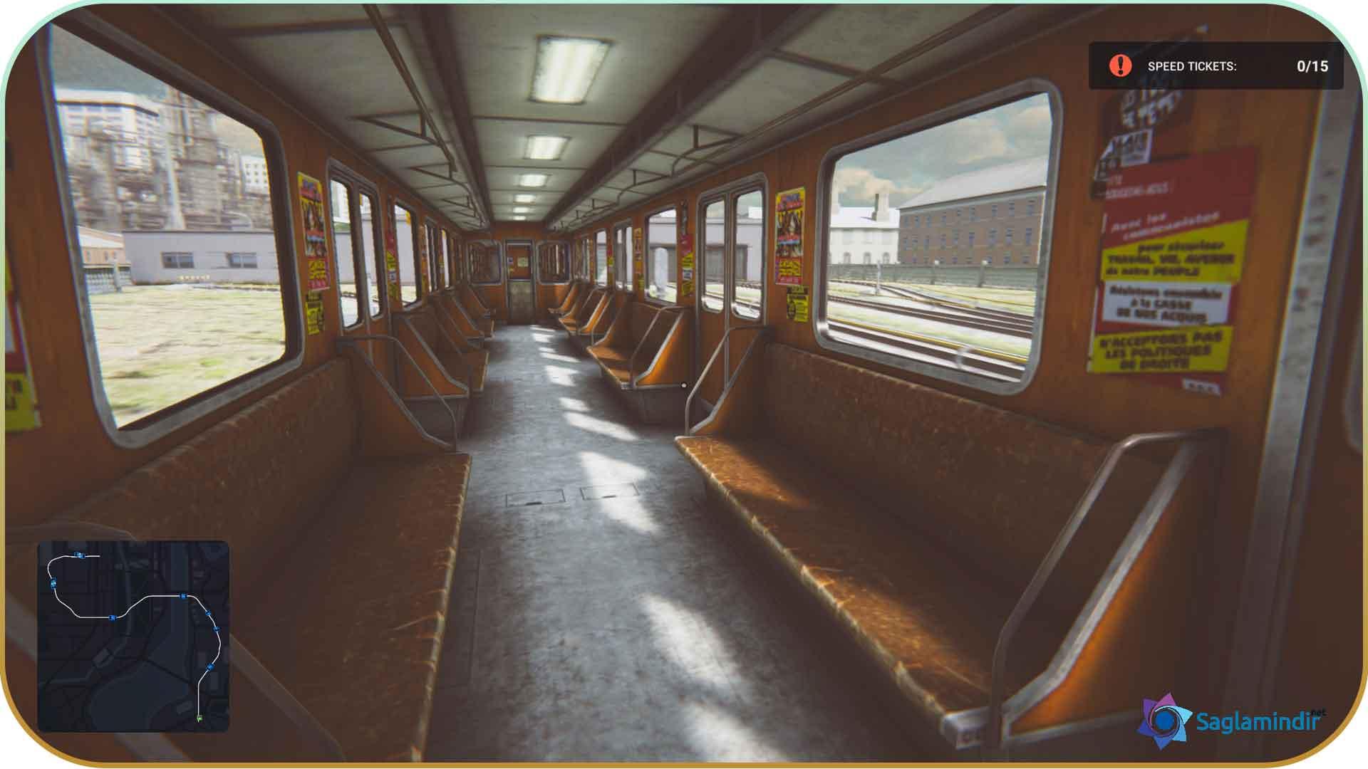 Subway Simulator torrent indir