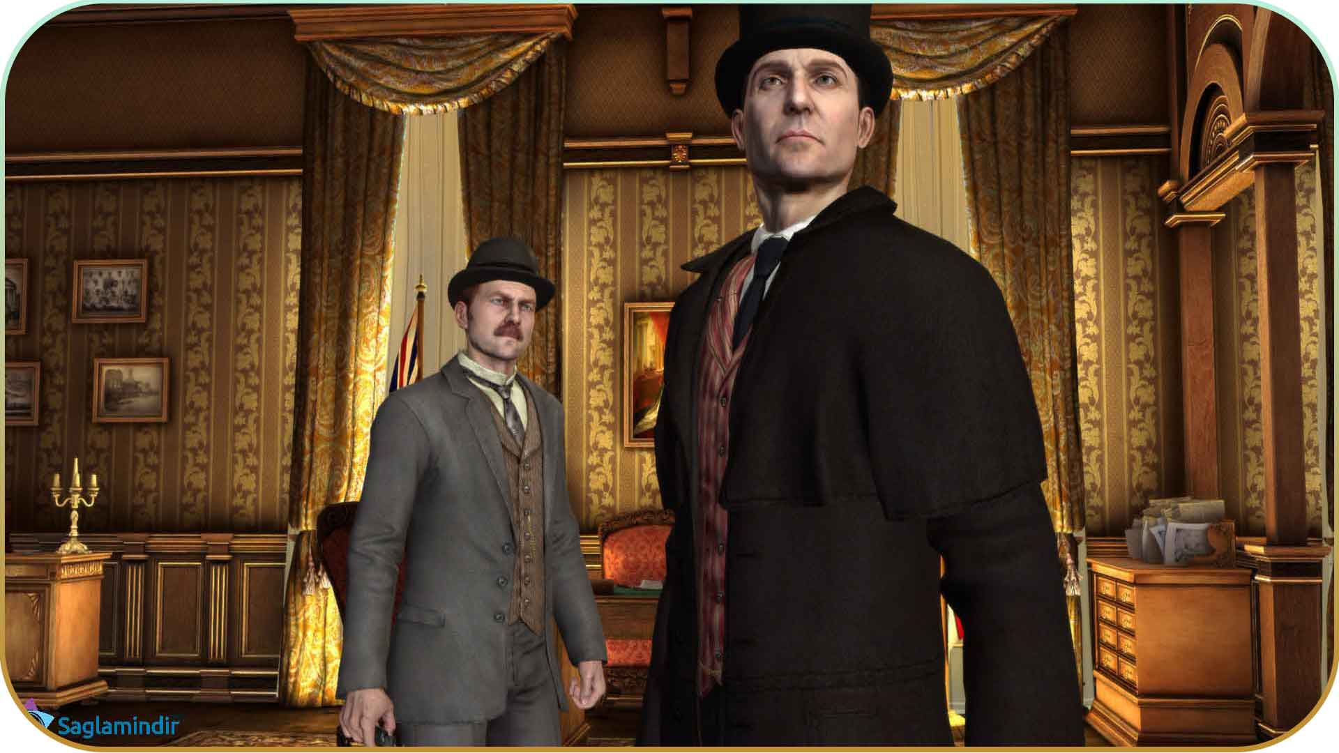 The Testament Of Sherlock Holmes saglamindir