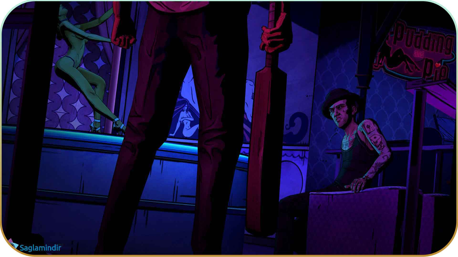The Wolf Among Us Episode 1-5 full indir