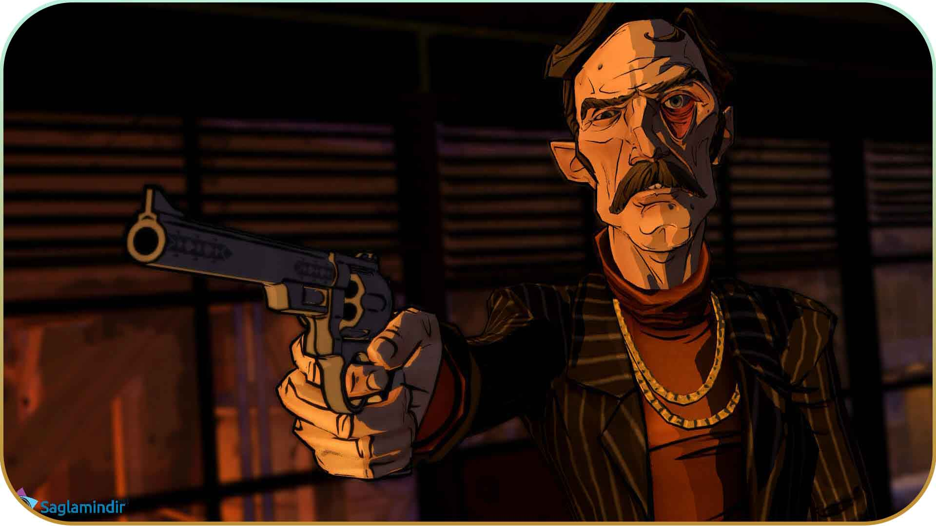 The Wolf Among Us Episode 1-5 torrent indir