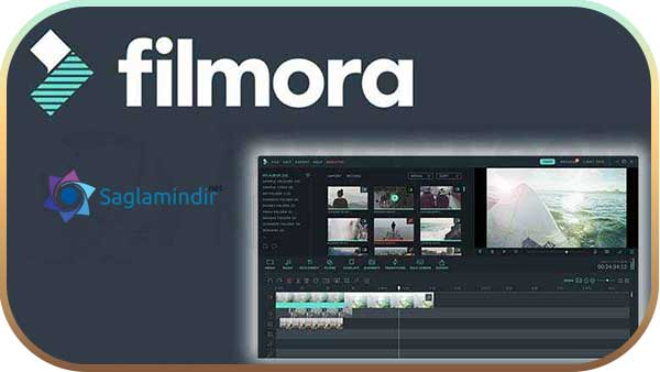 Wondershare Filmora indir