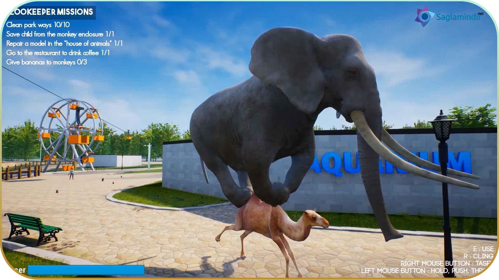 ZooKeeper Simulator full indir