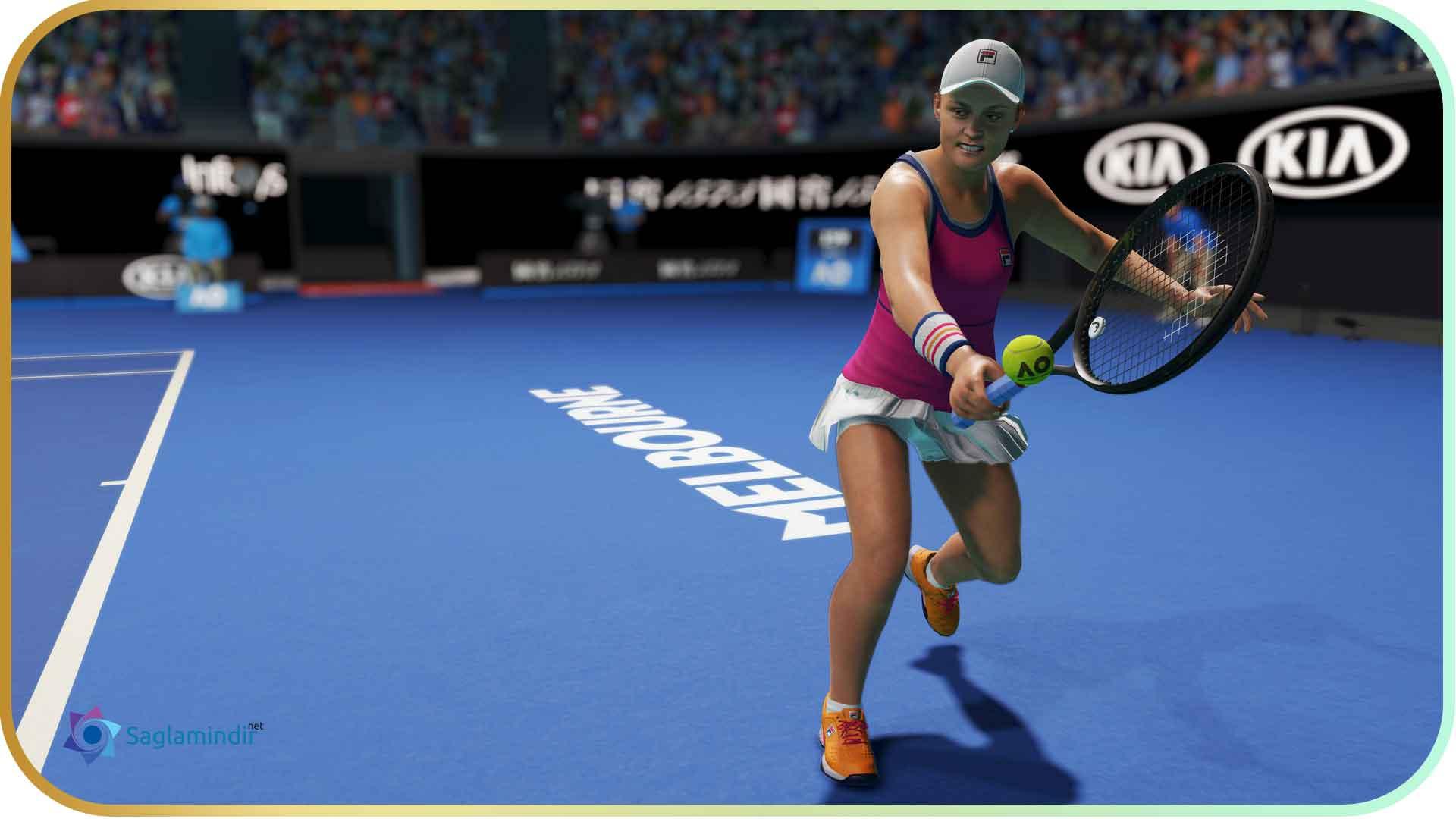 AO Tennis 2 full indir