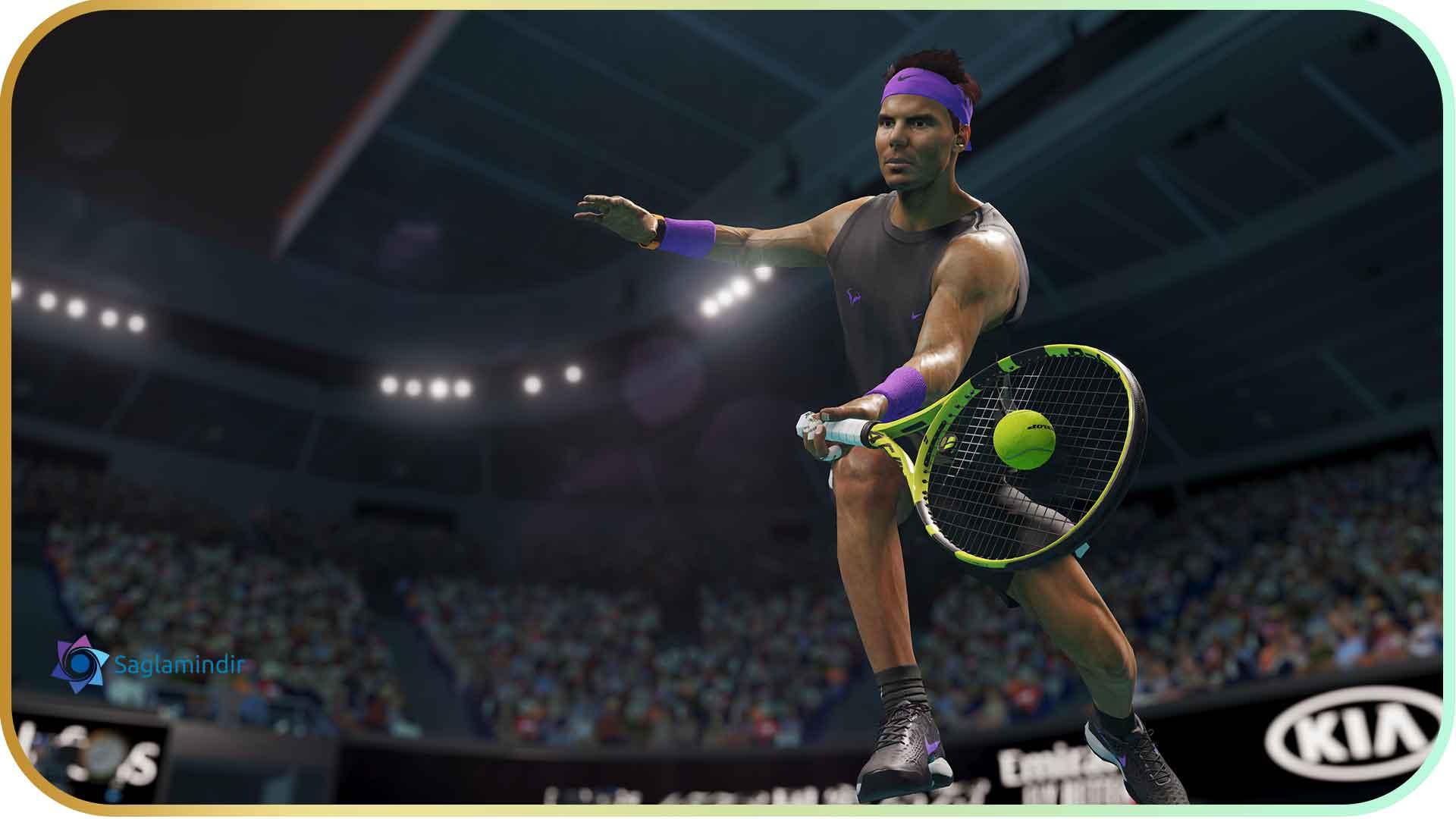 AO Tennis 2 saglamindir