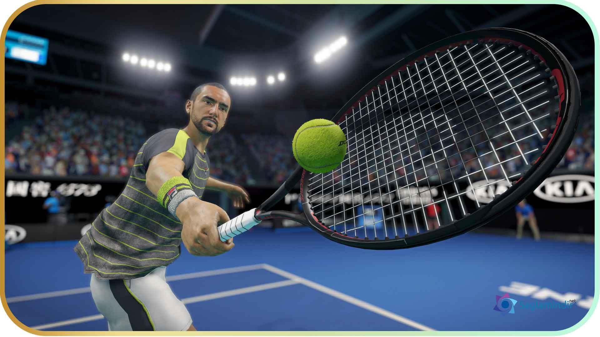 AO Tennis 2 torrent indir