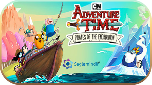 Adventure Time Pirates of the Enchiridion indir