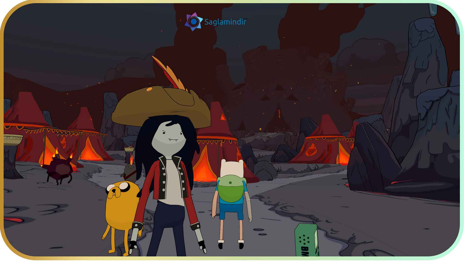 Adventure Time Pirates of the Enchiridion torrent indir