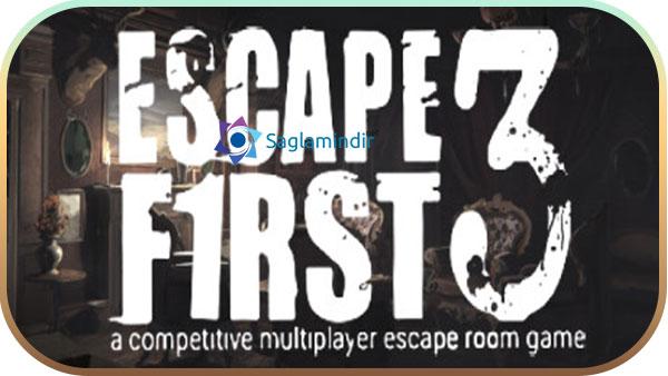 Escape First 3 indir