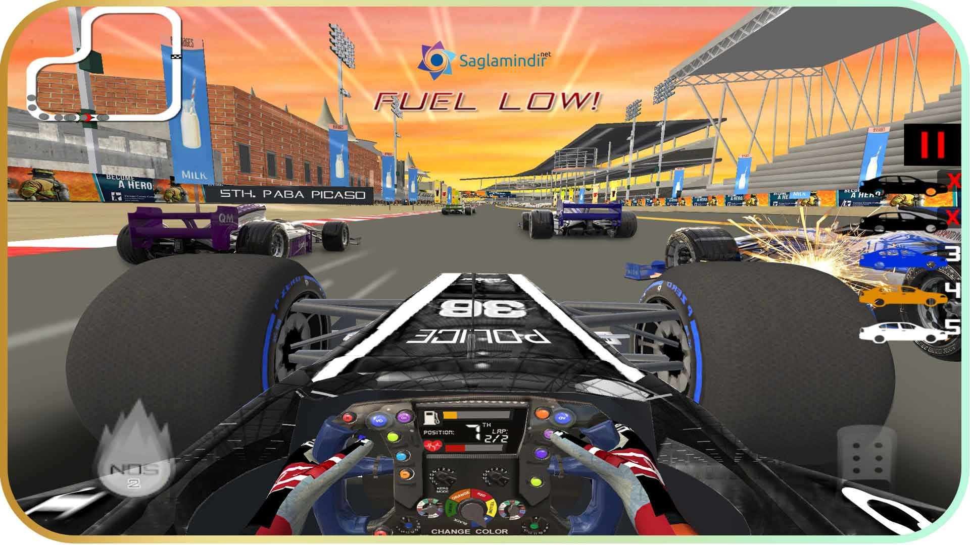 Formula Car Racing Simulator full indir