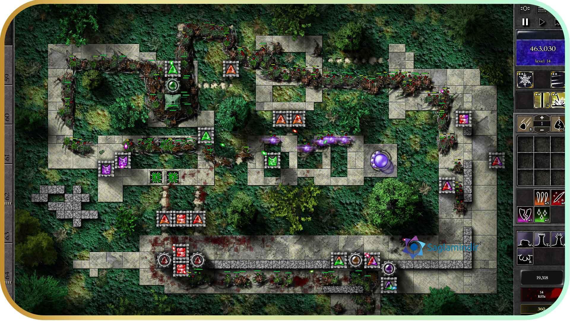 GemCraft - Frostborn Wrath saglamindir