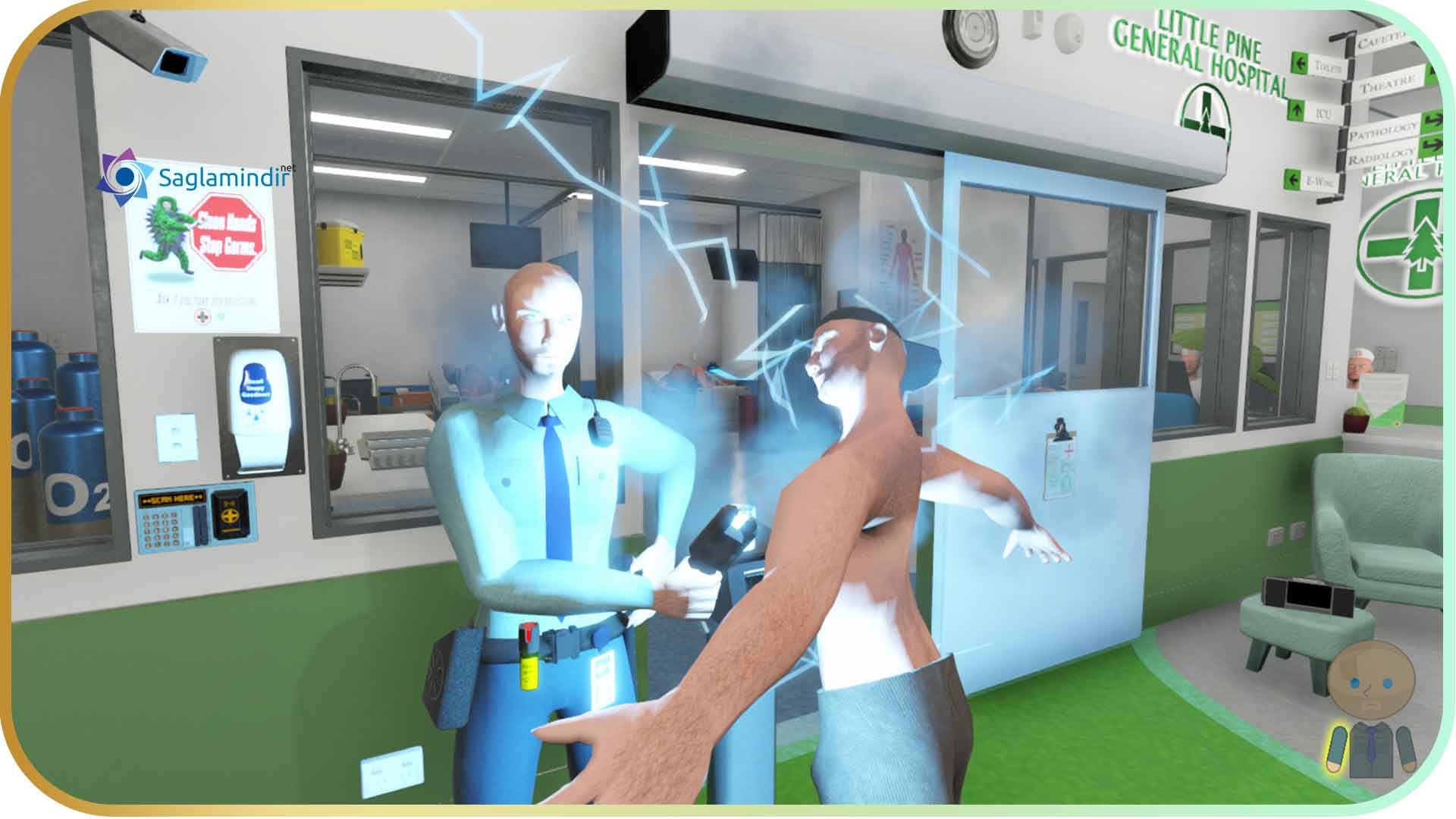Human Simulator saglamindir