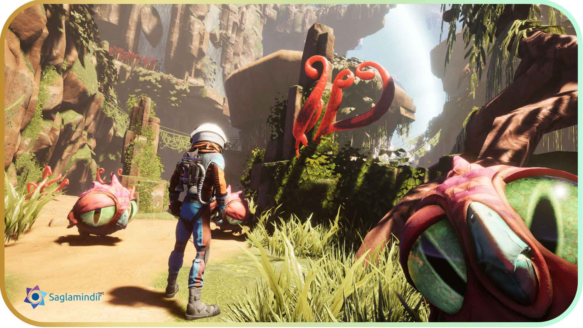 Journey to the Savage Planet torrent indir