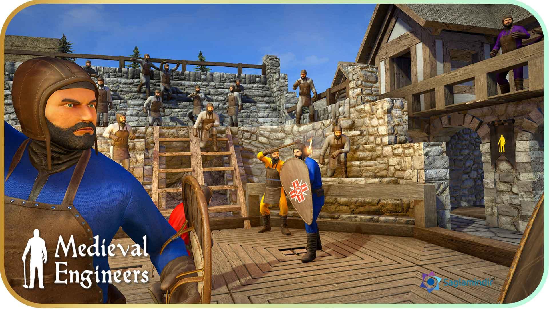 Medieval Engineers saglamindir