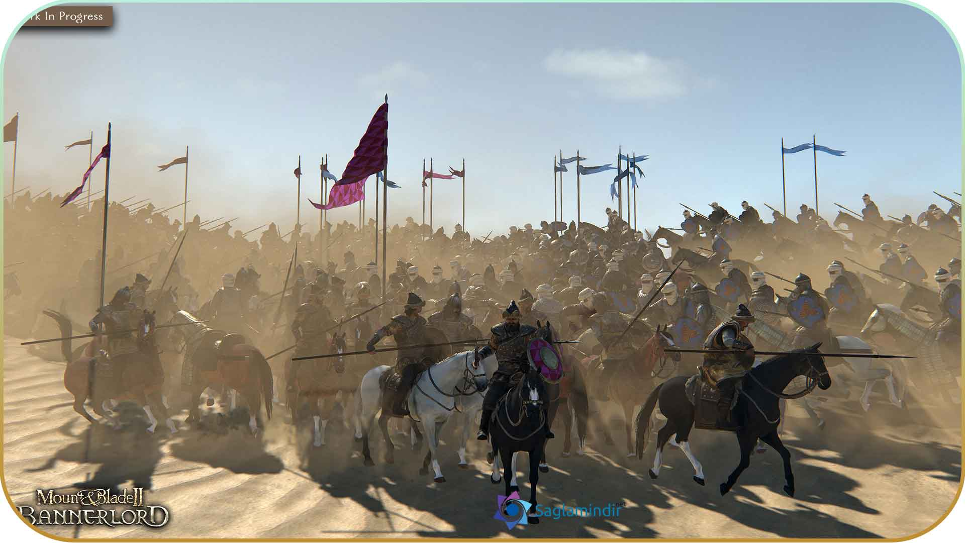 Mount & Blade II: Bannerlord saglamindir