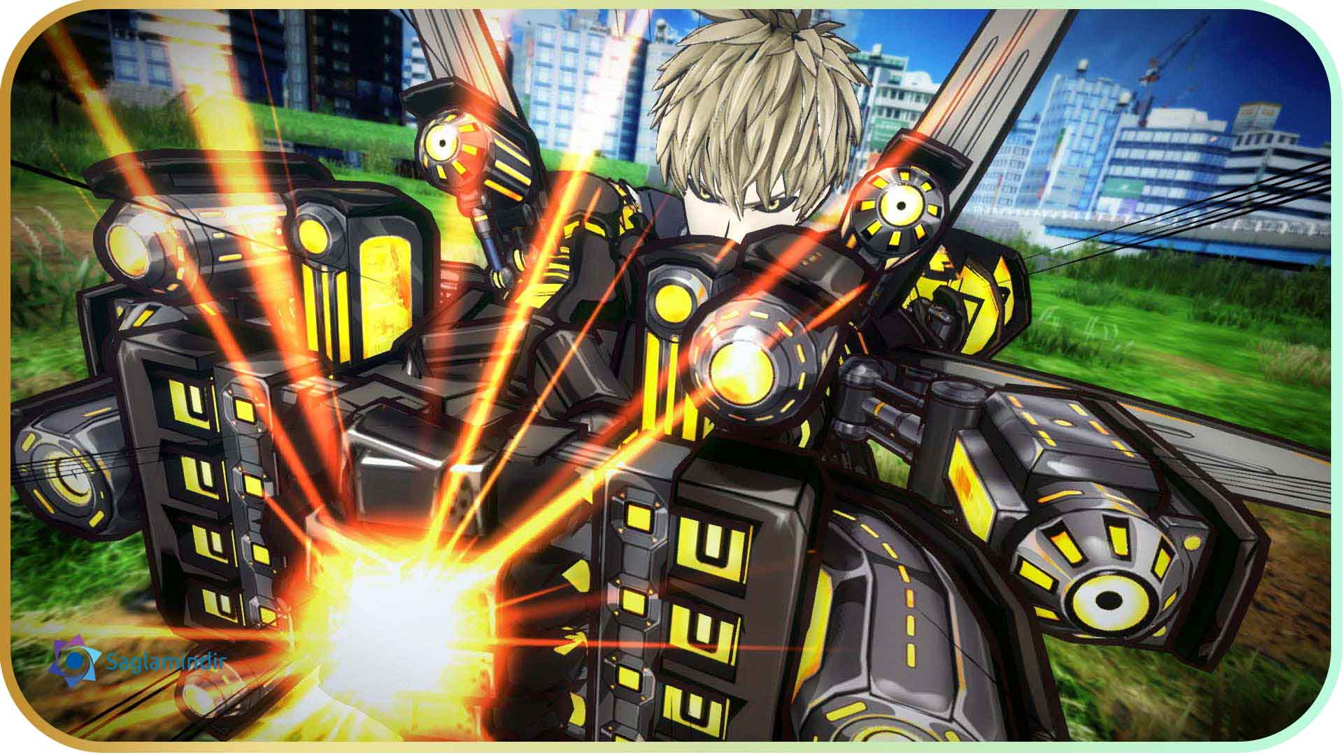 One Punch Man A Hero Nobody Knows full indir