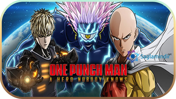 One Punch Man A Hero Nobody Knows indir