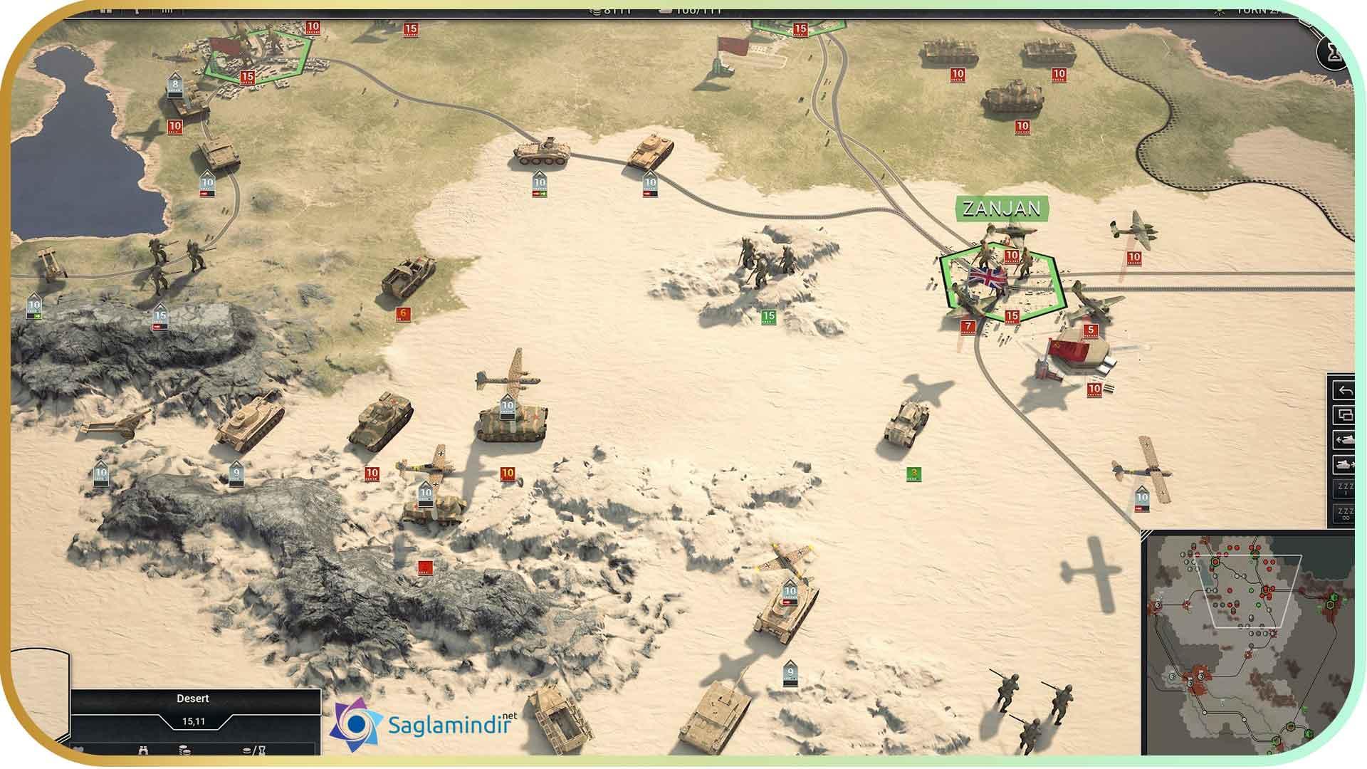 Panzer Corps 2 full indir