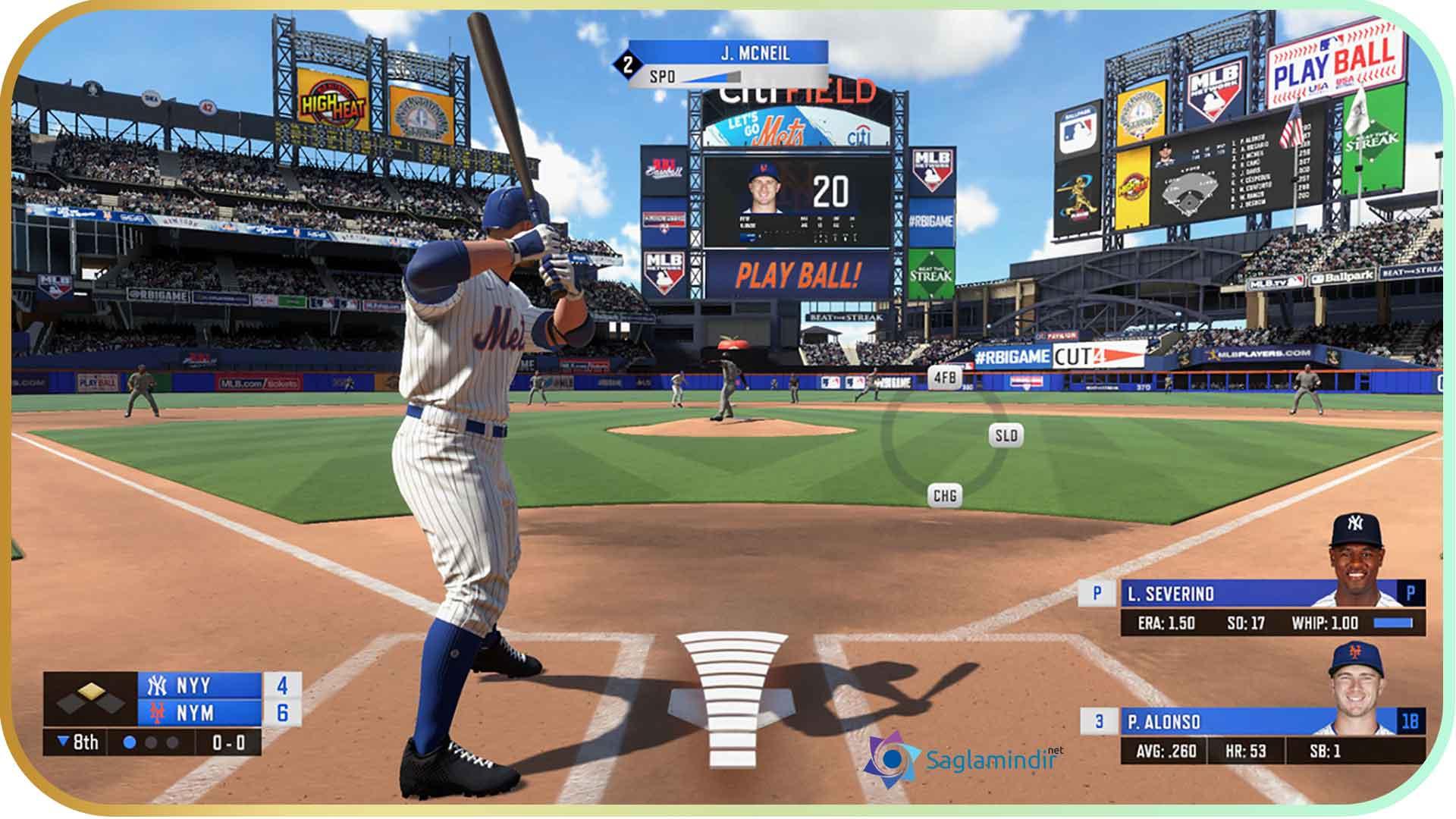 R.B.I. Baseball 20 full indir