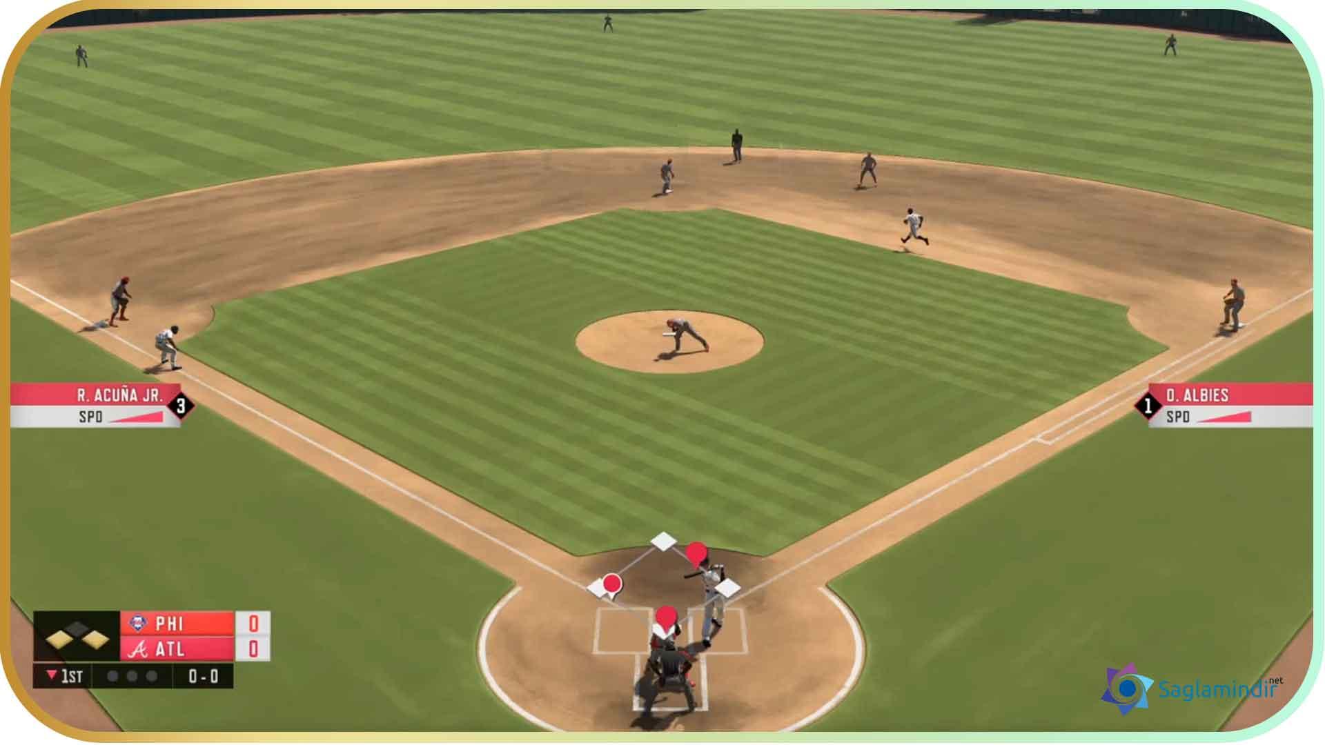 R.B.I. Baseball 20 torrent indir