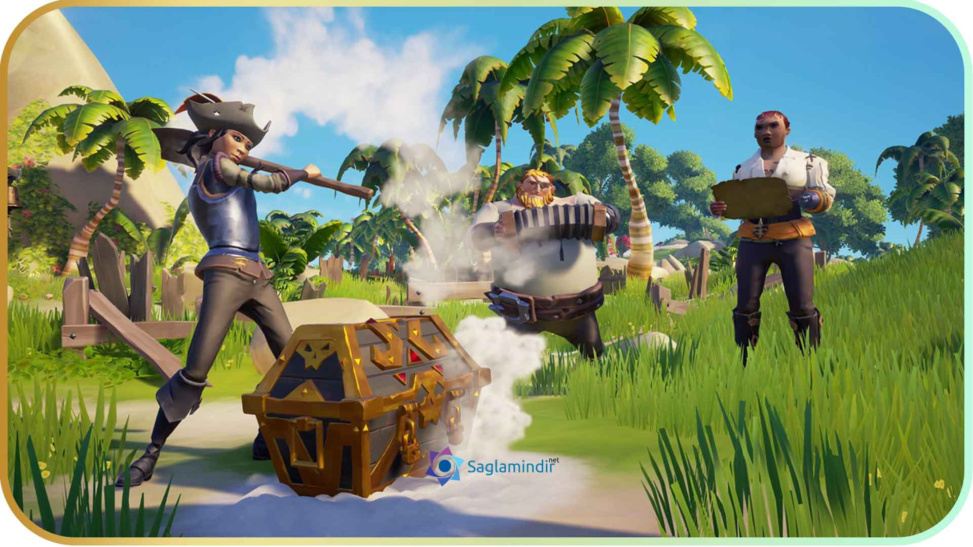 Sea of Thieves full indir