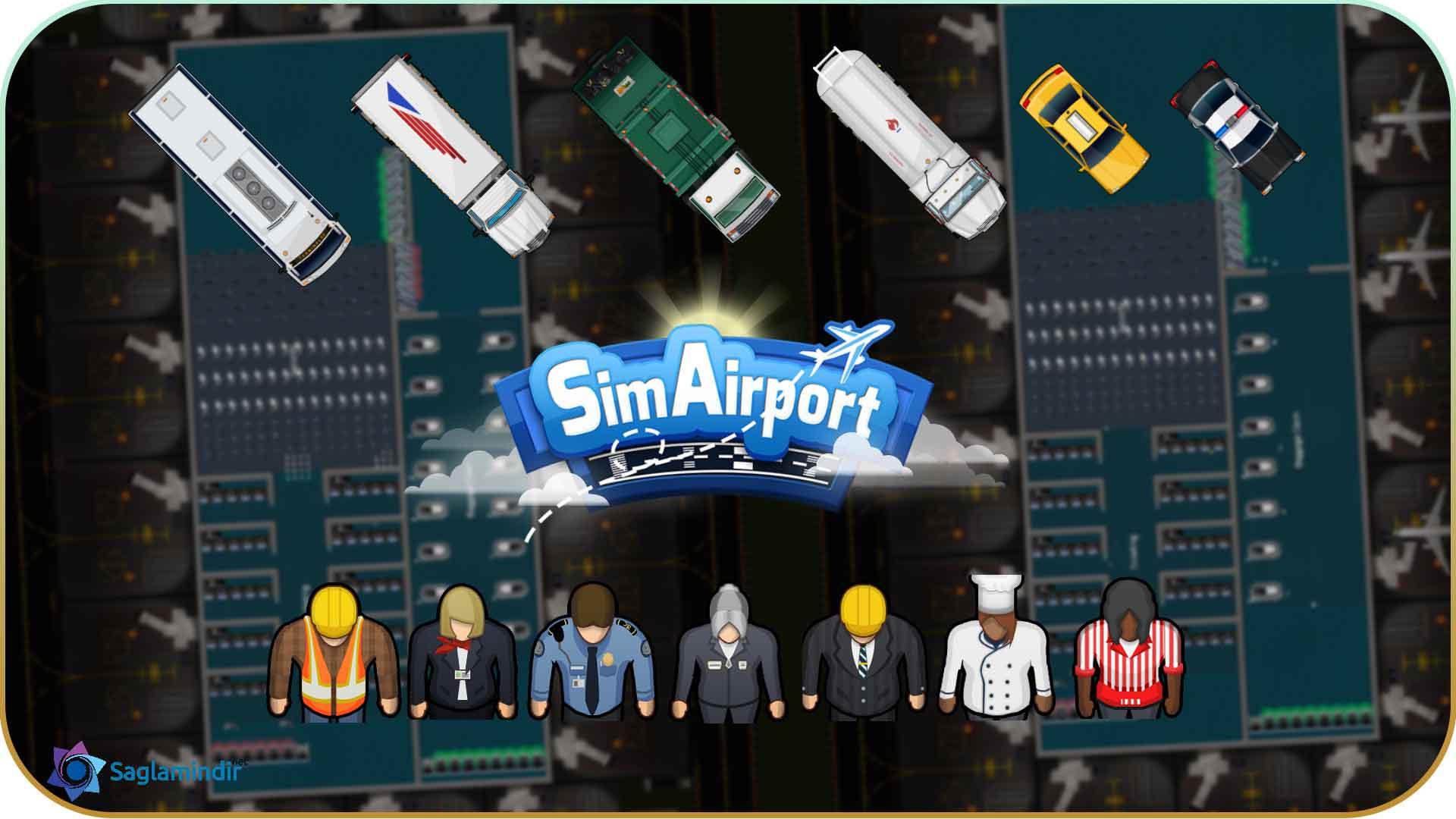 SimAirport full indir