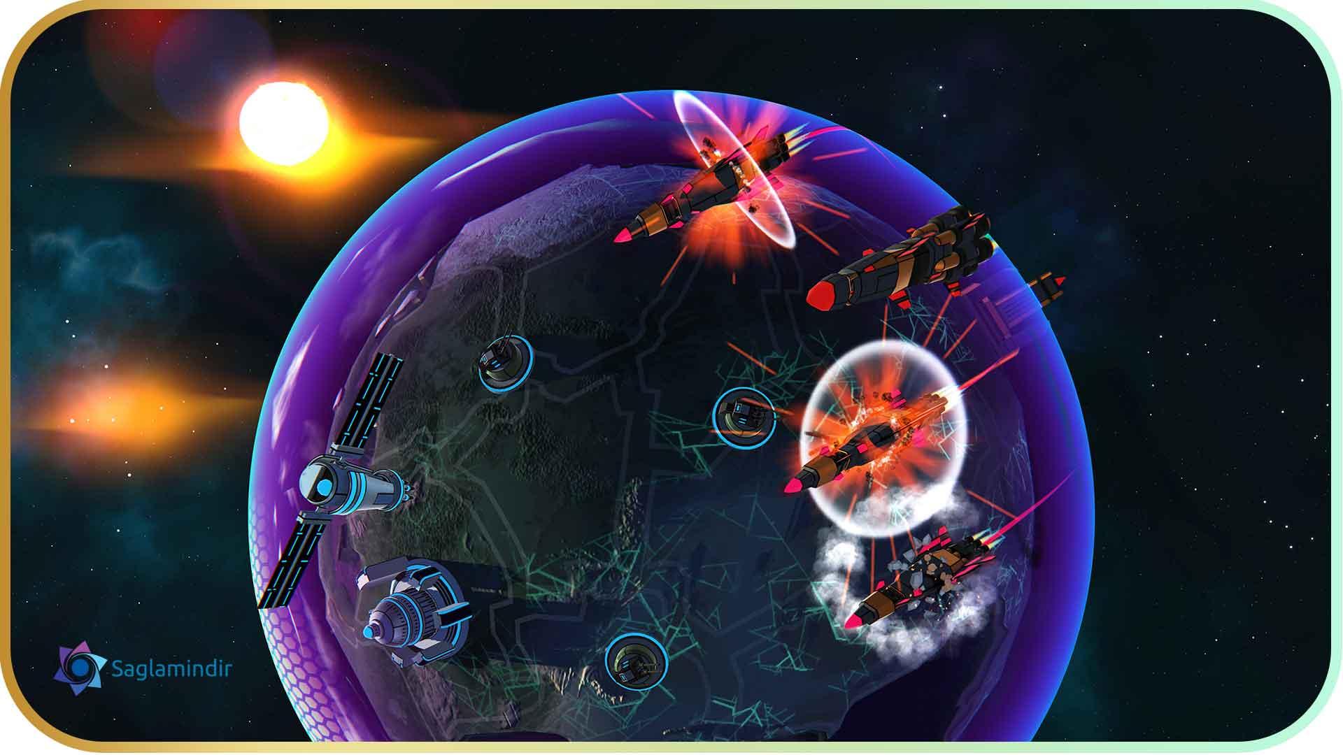 Stellar Commanders torrent indir