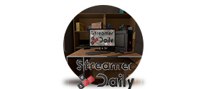 Streamer daily icon