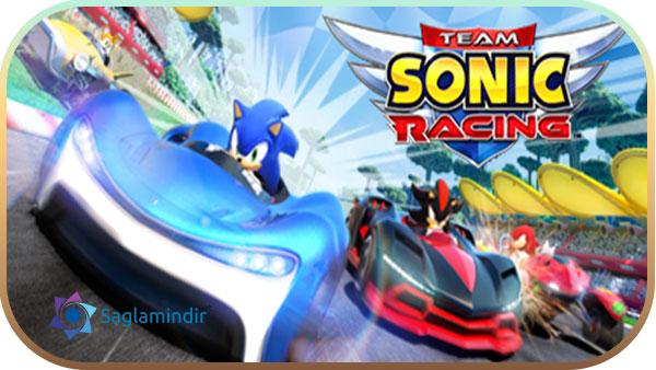 Team Sonic Racing indir