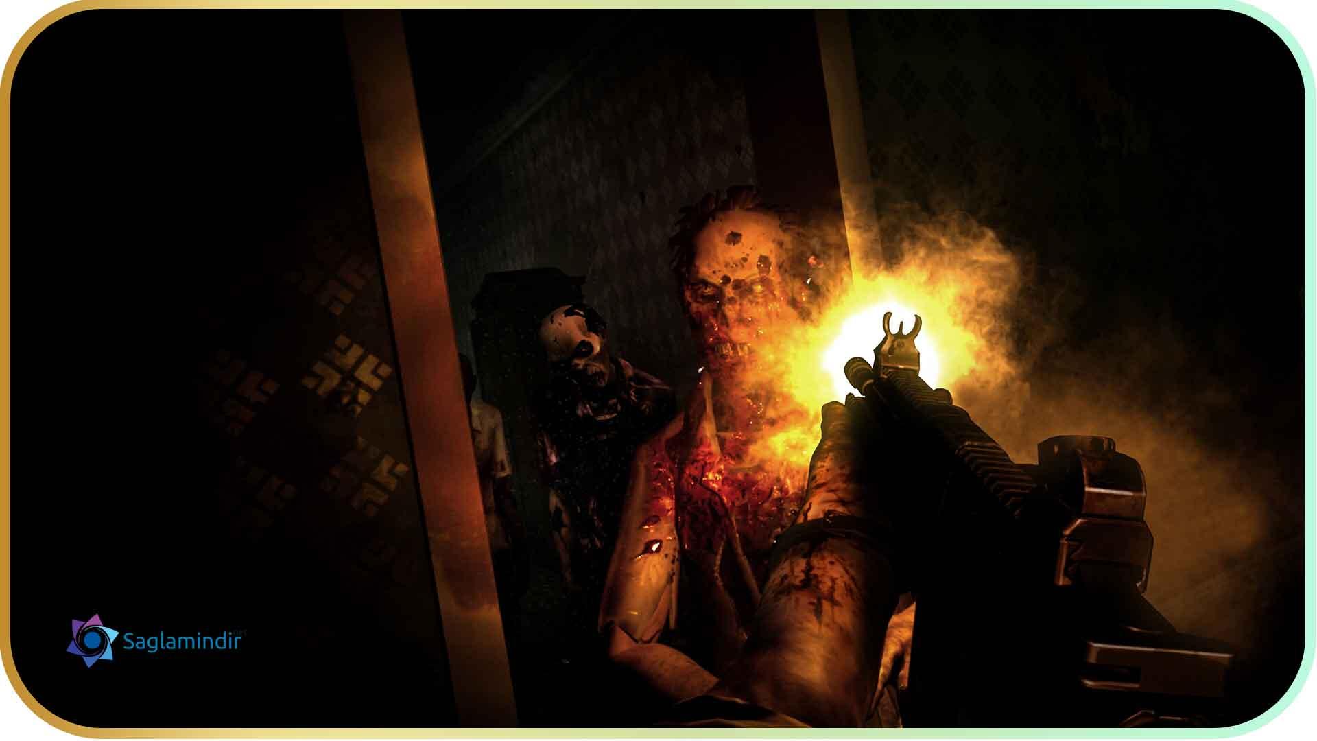 The Walking Dead Saints & Sinners torrent indir