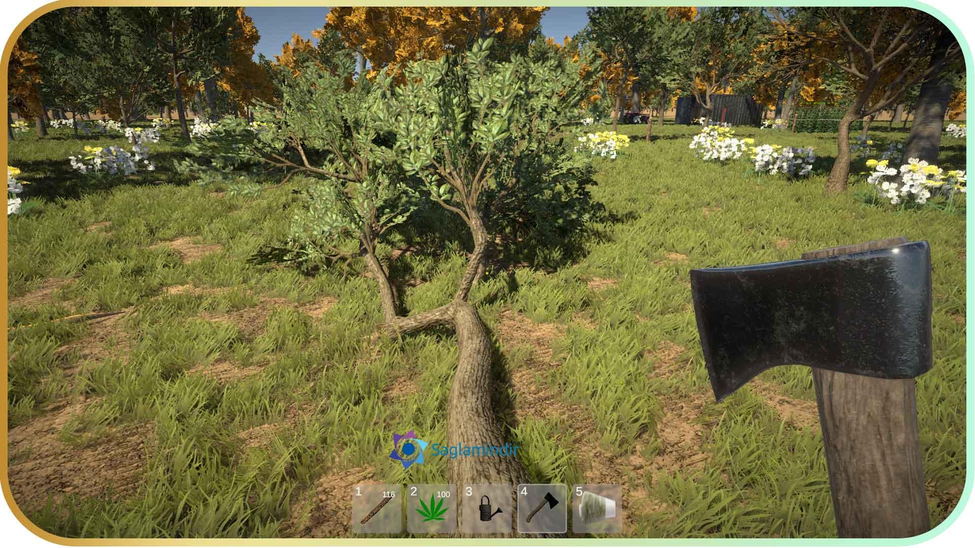Weed Farmer Simulator full indir