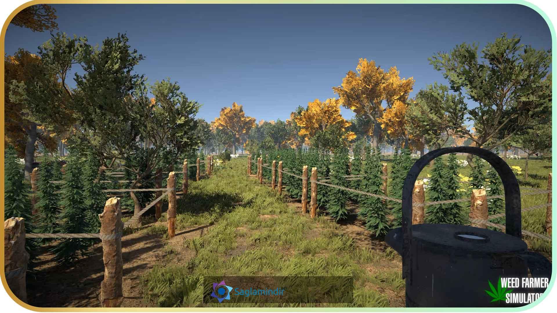 Weed Farmer Simulator saglamindir