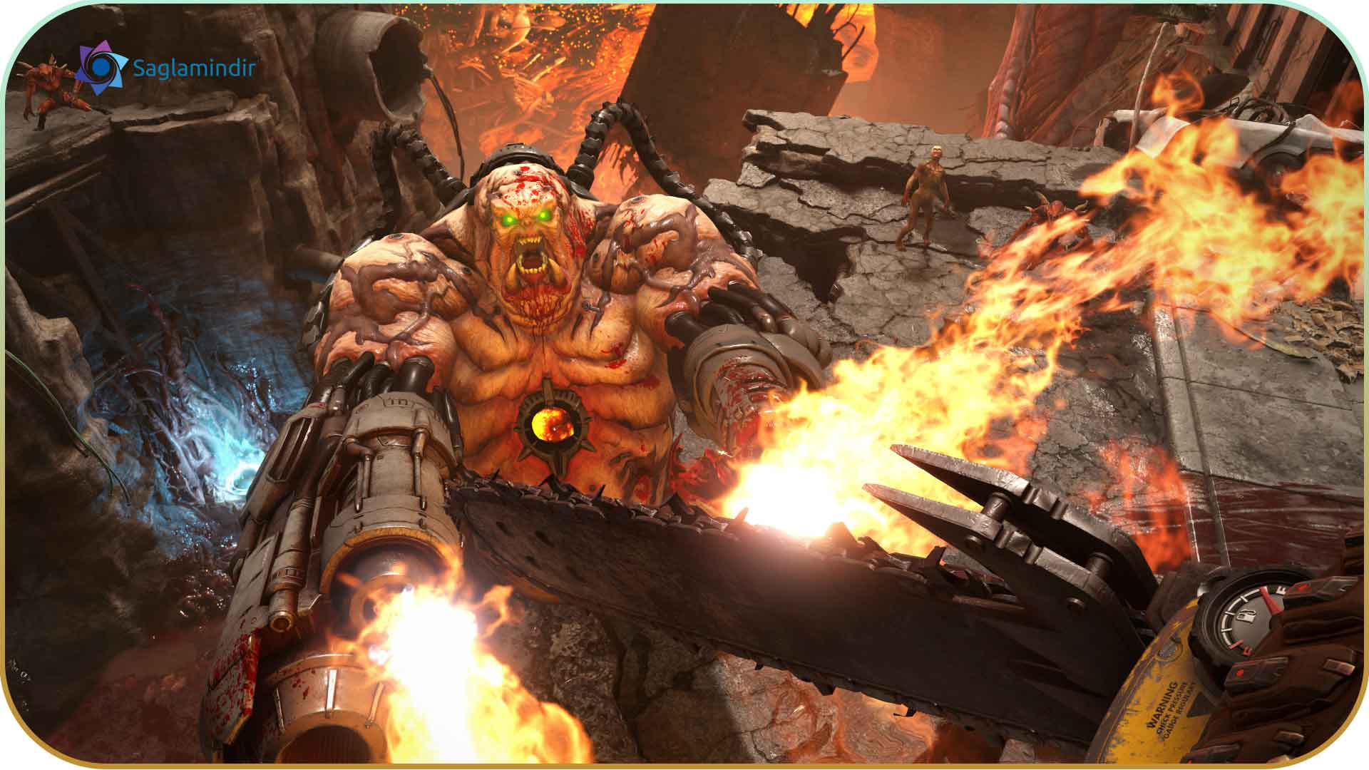 doom eternal torrent indir