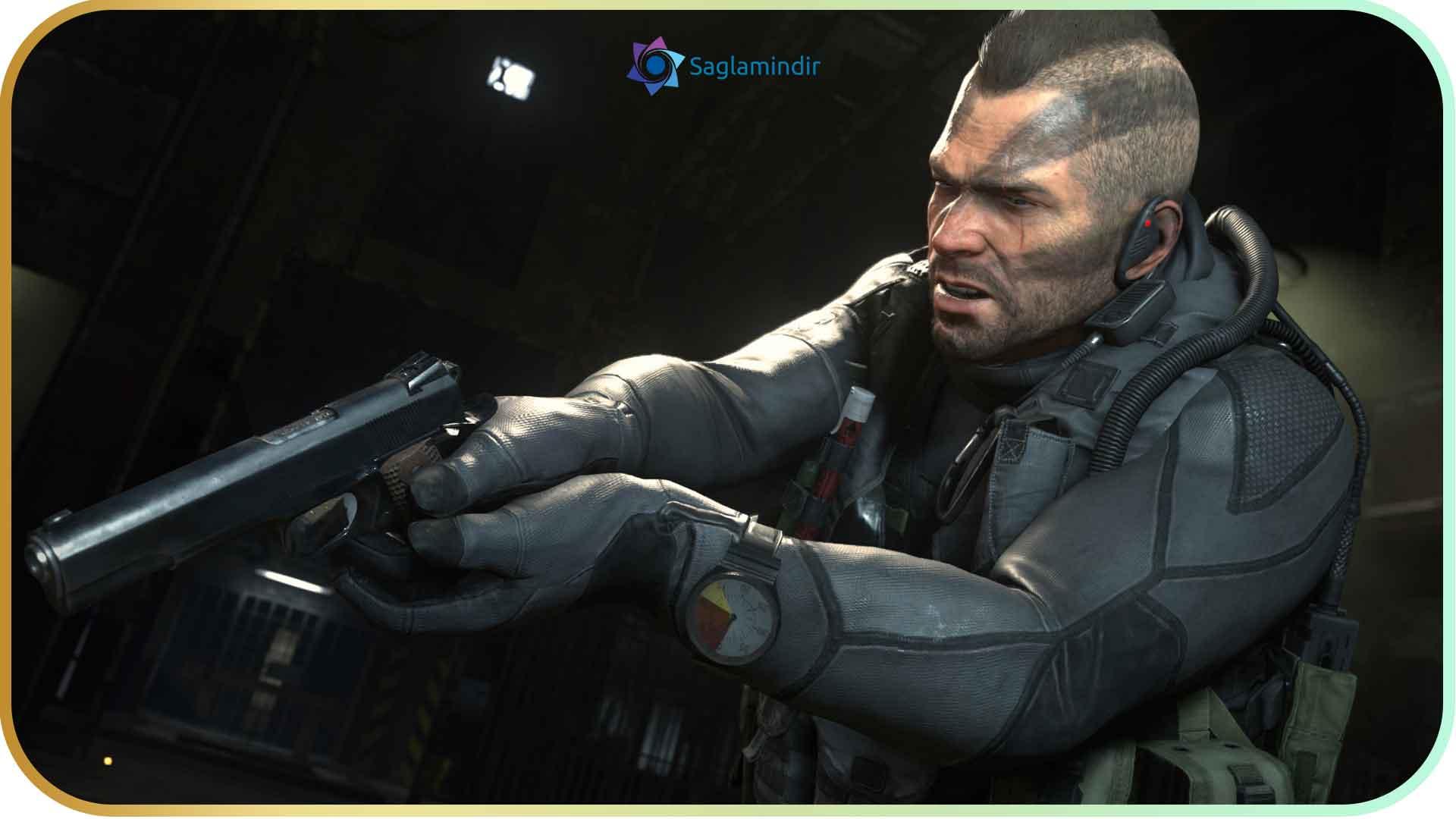 Call of Duty Modern Warfare 2 Remastered full indir
