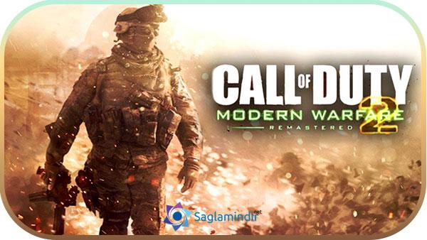 Call of Duty Modern Warfare 2 Remastered indir