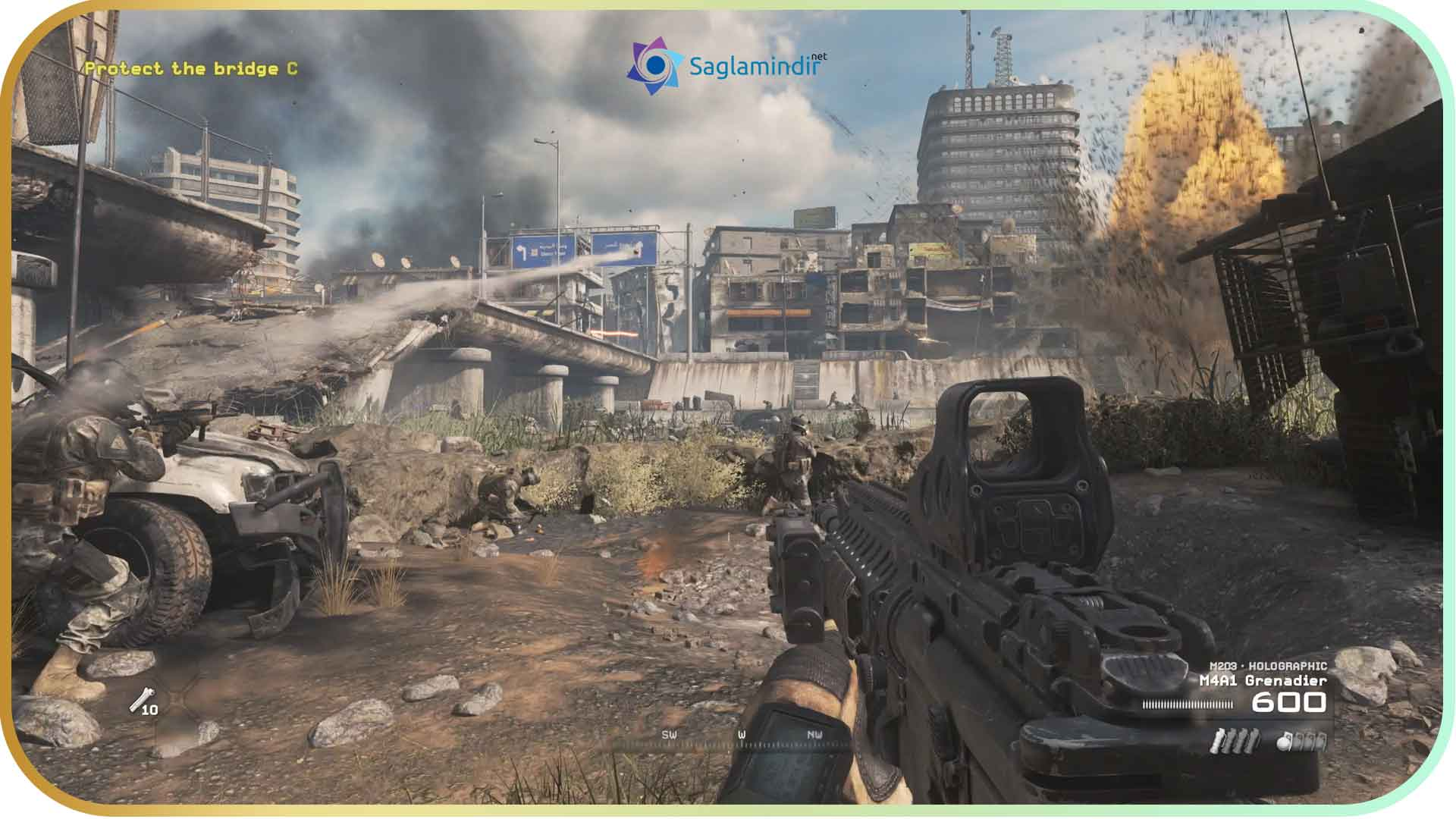 Call of Duty Modern Warfare 2 Remastered saglamindir