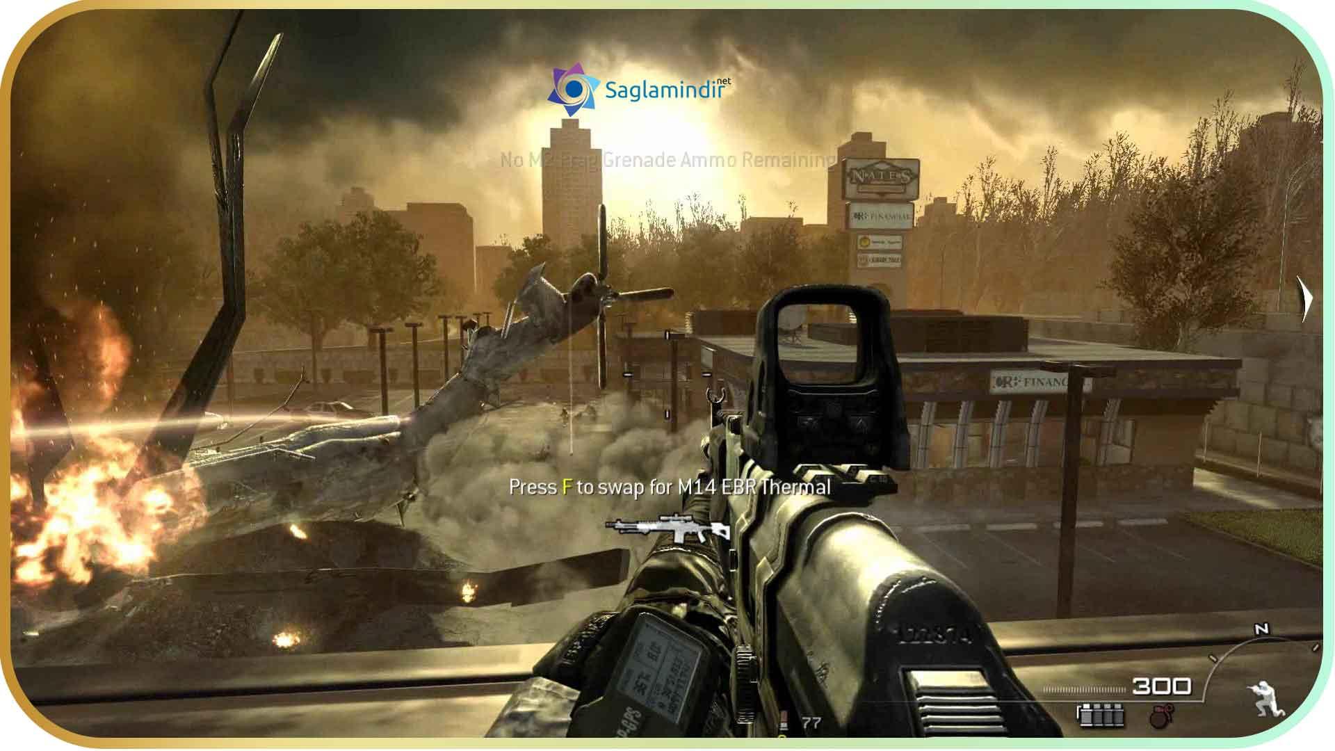 Call of Duty Modern Warfare 2 Remastered torrent indir