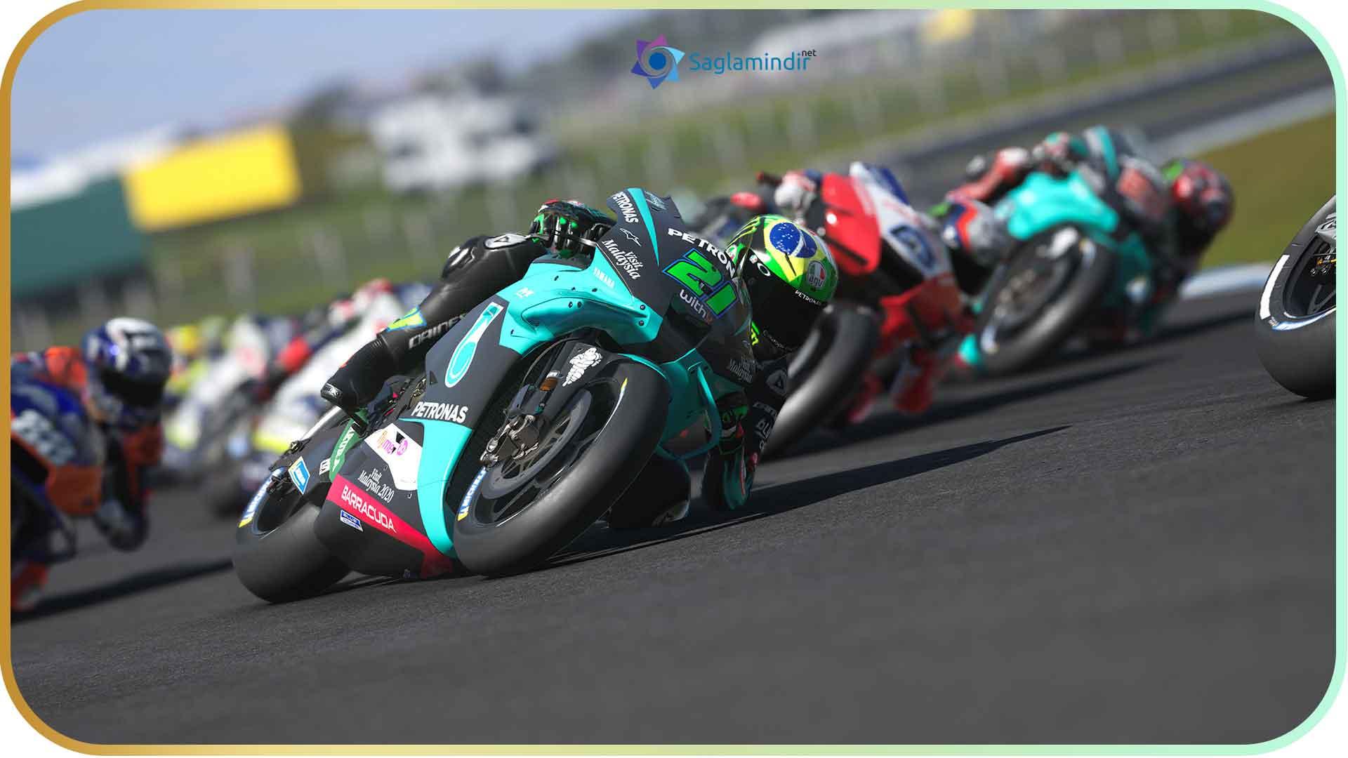 MotoGP 20 torrent indir