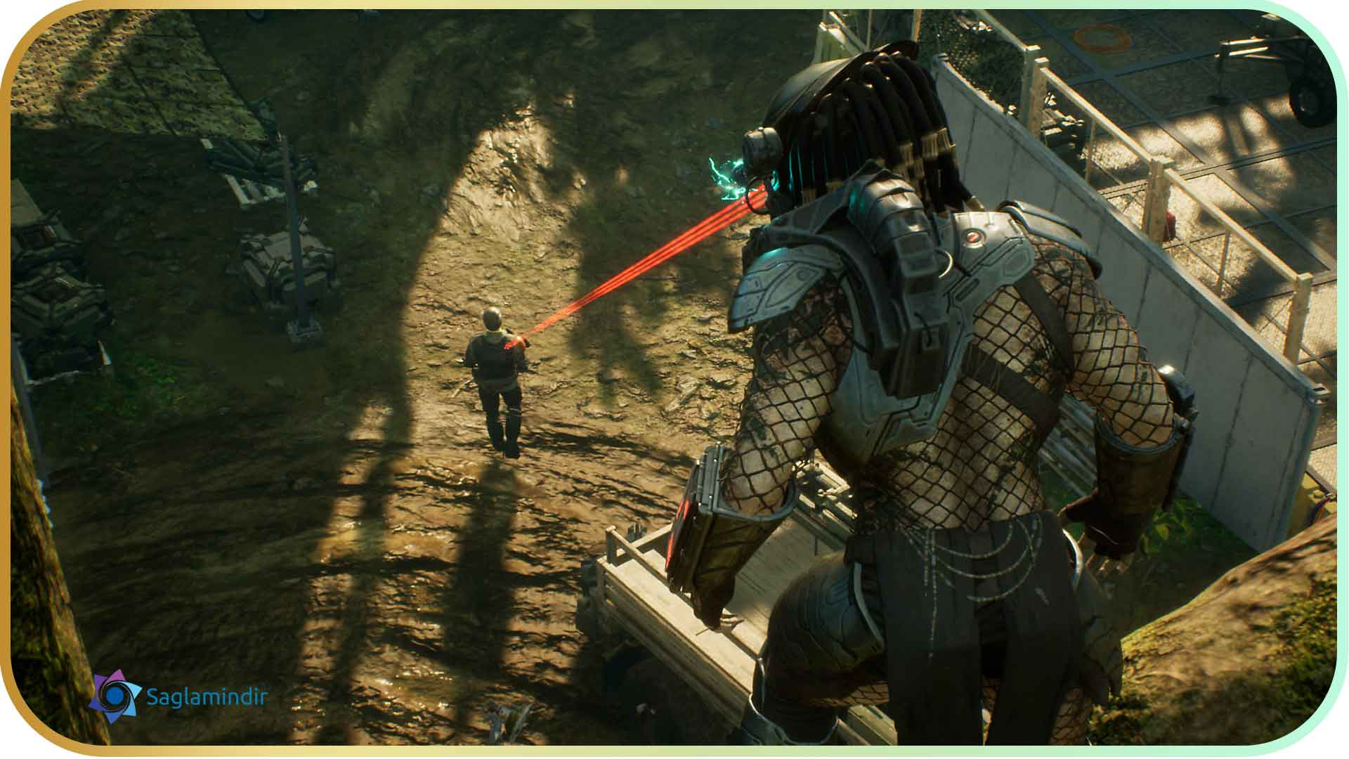 Predator Hunting Grounds saglamindir