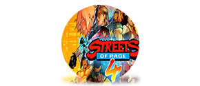 Streets of Rage 4 icon
