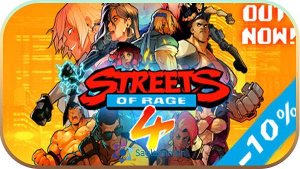 Streets of Rage 4 indir