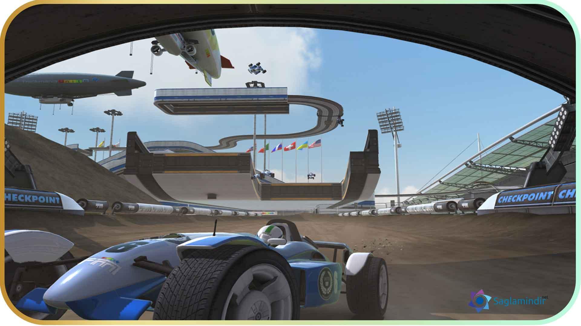 TrackMania United Forever saglamindir